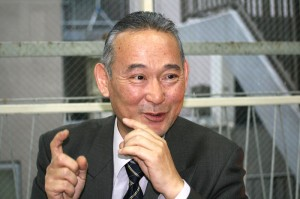 岩崎代表理事